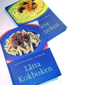 Lätta kokboken, fotografi – 2001